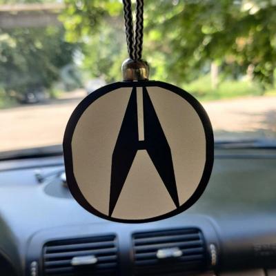 "Ароматизатор в машину из дерева, дизайн ""Логотип Acura"""