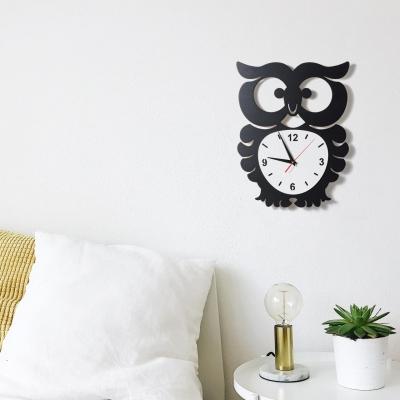 """Декор на стену. Настенные часы """"Сова"""""""
