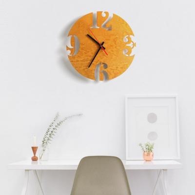 """Декор на стену. Настенные часы """"Цифры"""" v1"""