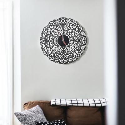 "Декор на стену. Настенные часы ""Ажурные"""