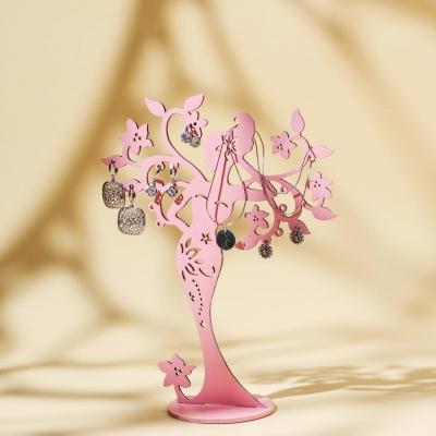Подставка для украшений DomLazera Девушка 2122 19*25см цвет розовый (В наличии)