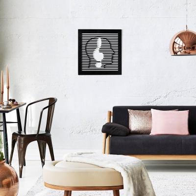 """Декор на стену. Панно на стену дизайн """"Музыка в твоей голове"""""""