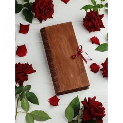 Коробка подарочная из дерева. Коробка купюрница из фанеры. Подарочная упаковка для денег. Подарочная упаковка из дерева